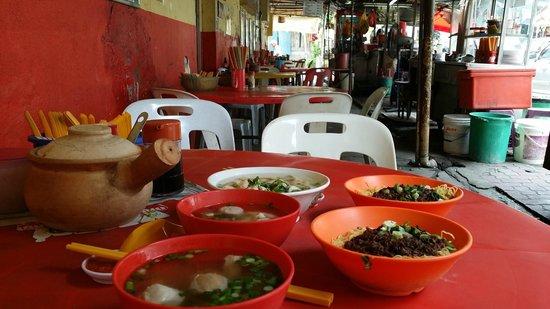 Ngau Kee : signature beef noodle