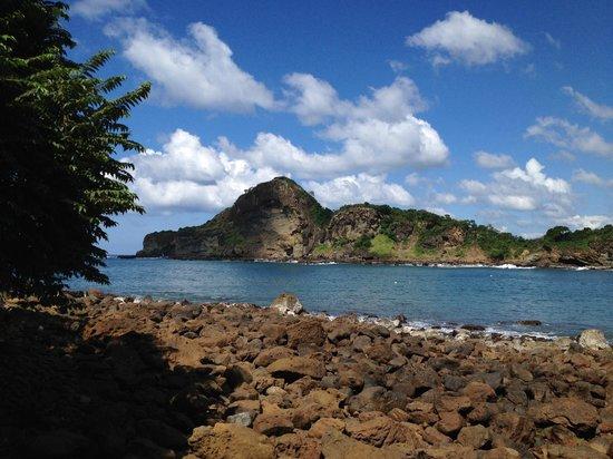 Aqua Wellness Resort : View of cove