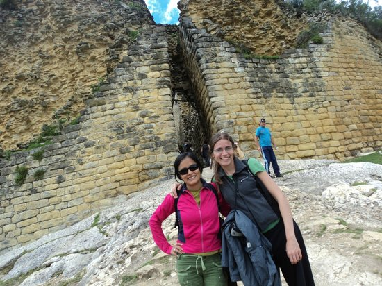 Chachapoyas, Perú: KUELAP