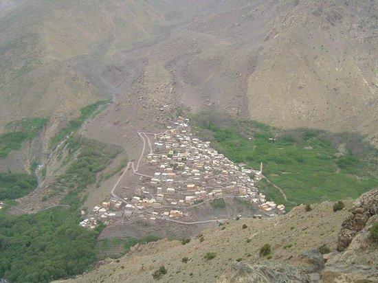 Dar Tighoula : View