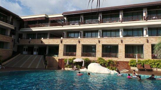 Kacha Resort & Spa, Koh Chang: 山景房的外觀