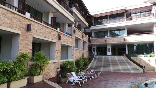 Kacha Resort & Spa, Koh Chang: 山景房外觀