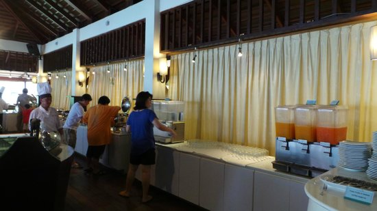 Kacha Resort & Spa, Koh Chang: 早餐