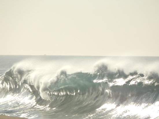 Grand Solmar Land's End Resort & Spa : Another AMAZING wave!