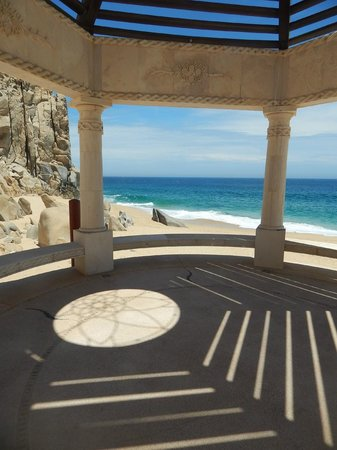 Grand Solmar Land's End Resort & Spa: Land's End massage/wedding/private dining gazebo.