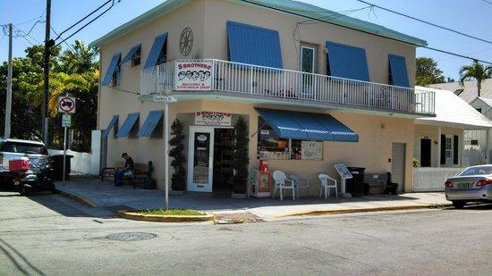 5 Brothers Grocery Sandwich Shop Best Cuban Sandwich In America