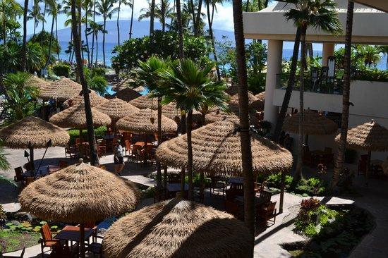The Westin Maui Resort & Spa : Hotel grounds
