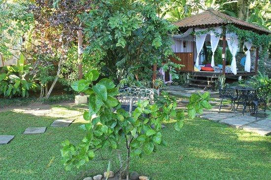 Pousada Cauca: lugar de meditacion zen