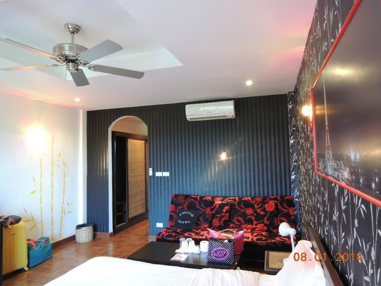 Cocco Resort : Spacious Room