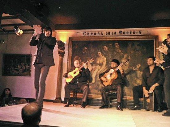 Corral de la Moreria: Juan José Jaén ´El Junco´