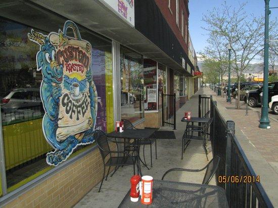 King's Chef Diner: Front entrance.