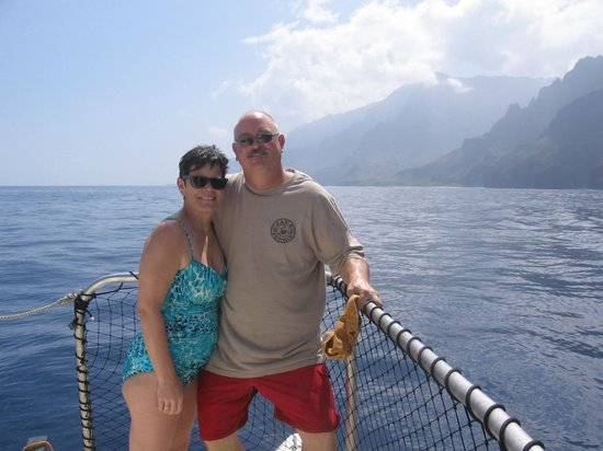 Napali Sea Breeze Tours: NaPali Sea Breeze was awesome!