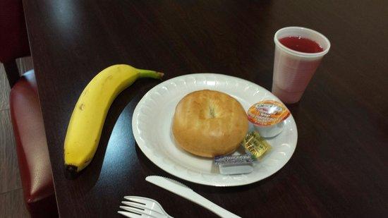 Red Roof Inn Queens: Frühstück