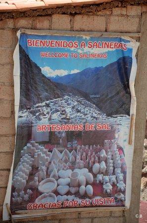 Salinas de Maras: Salineras
