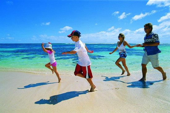 Quality Resort Sorrento Beach: ideal for family getaways