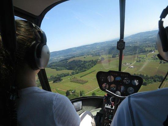 Konect Aviation: My daughter and Ingo