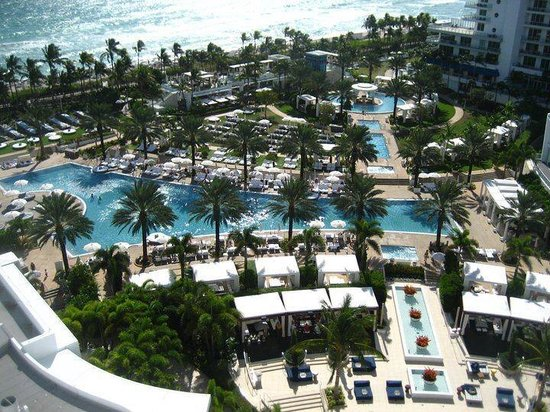 Fontainebleau Miami Beach : View from the room