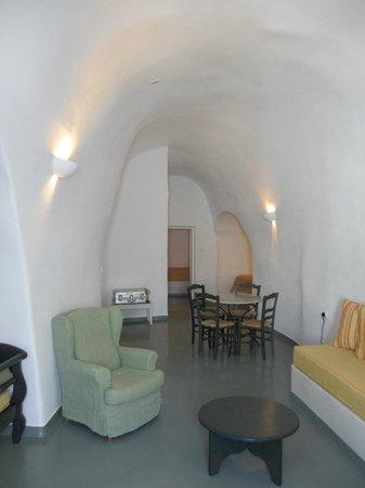 Cliff Side Suites : Triple Room