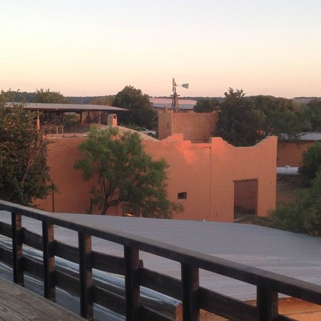 Trois Estate at Enchanted Rock: View from the grounds