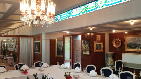 Beyti Restaurant : Upstairs Room