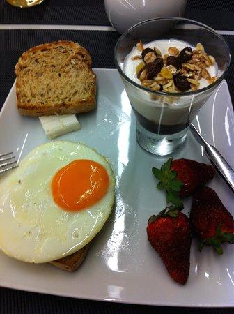 TRYP Lisboa Aeroporto Hotel : Breakfast