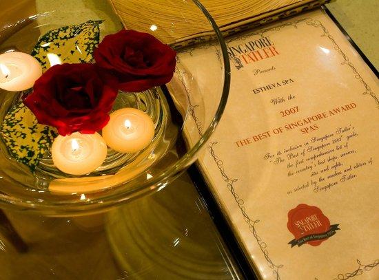 Estheva Spa: An award-winning spa experience in Singapore.