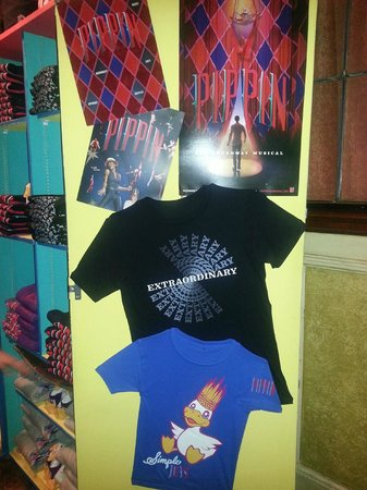 Pippin The Musical: memorabilia