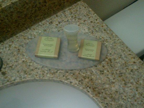 Super 8 Waco University Area: soap