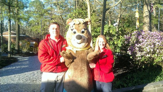 Yogi Bear's Jellystone Park Camp-Resort at Tall Pines : Meet your managers Brian and Lisa Newcomb