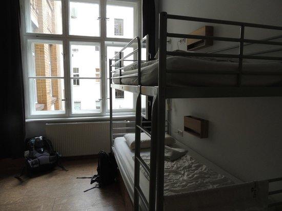 Globetrotter Hostel Odyssee: Our room