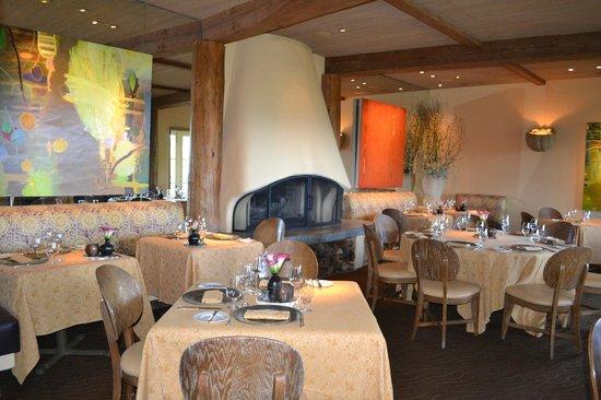 Auberge du Soleil Restaurant : The food was outstanding!