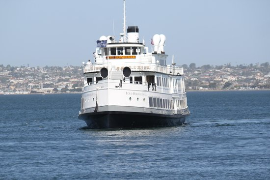 San Diego Harbor View From Lord Hornblower Picture Of