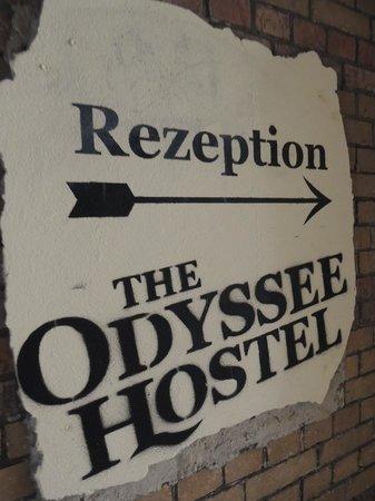 Globetrotter Hostel Odyssee: Direction