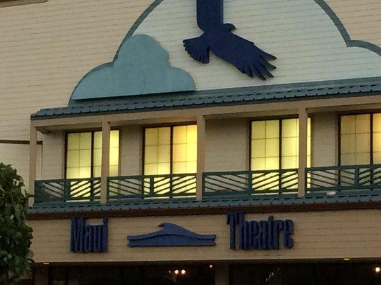Ulalena by Maui Theatre: Maui Theatre Marquee