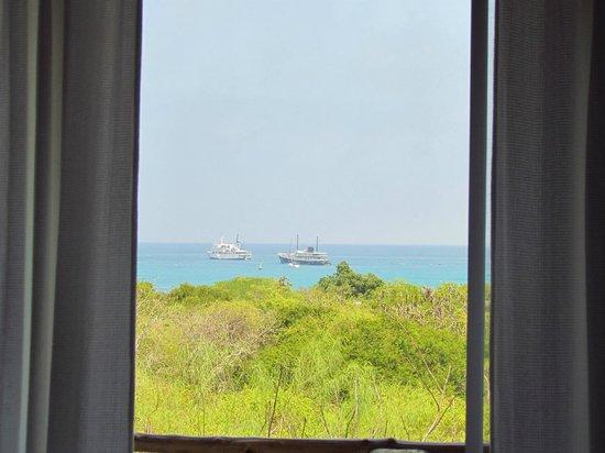Hotel  La Casa de Judy: Vista da suíte