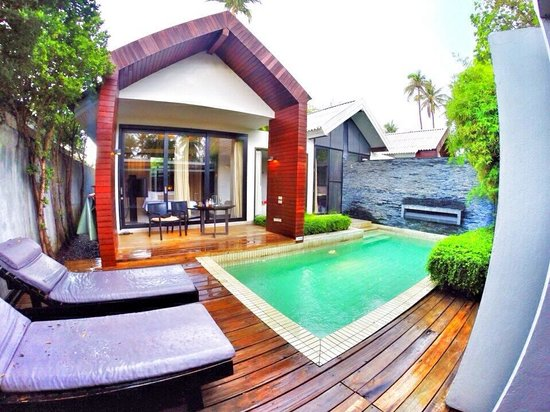 X2 Koh Samui Resort - All Spa Inclusive: Villa 24