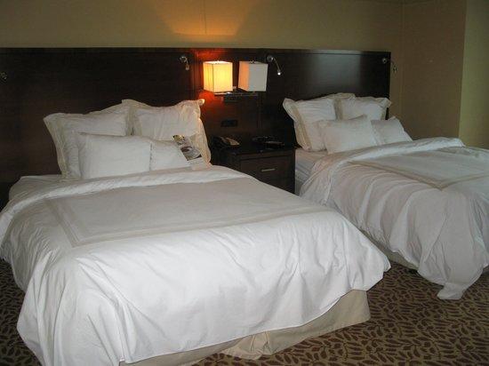 Marriott Niagara Falls Fallsview Hotel & Spa: Two Queen room