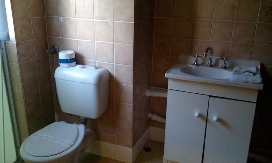 Mountway Holiday Apartments : Single tap is a bonus