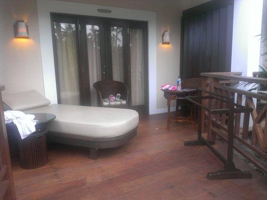 Sheraton Senggigi Beach Resort : Terrace Rooms