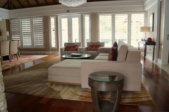 The Westin Langkawi Resort & Spa: Living Room of the two bedroom villa
