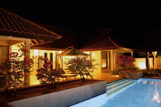 The Westin Langkawi Resort & Spa: The private pool of the two bed bedroom villa