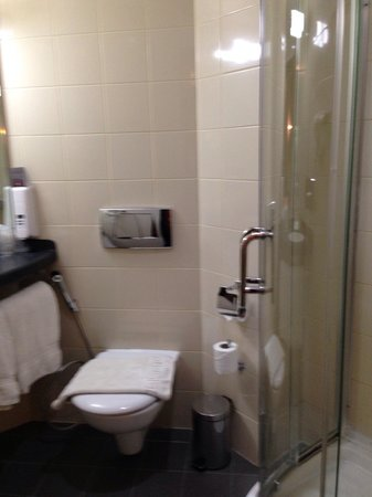 ibis Amman : toilet
