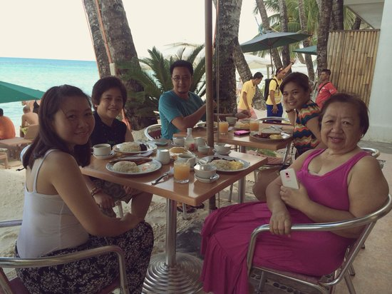 True Home Hotel, Boracay : True Home Beachfront