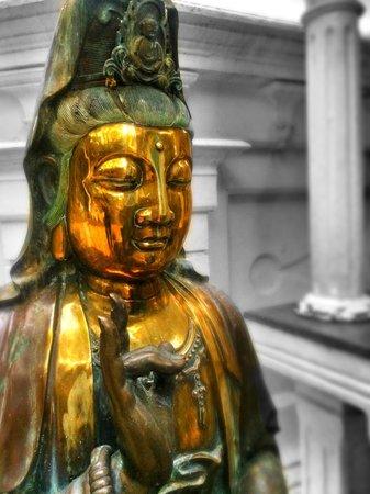 Temple bouddhiste de Gangaramaya : For World Peace!
