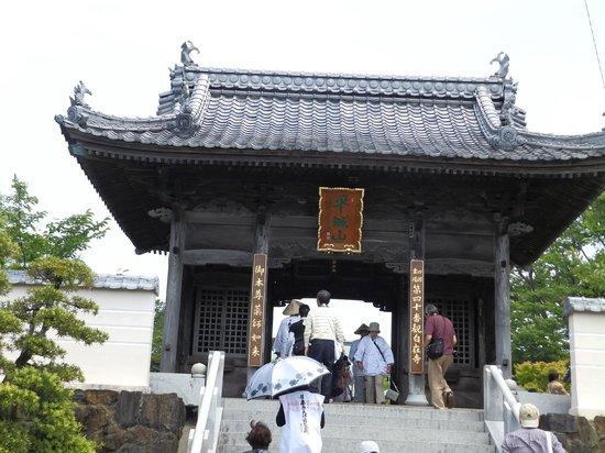 Kanjizaiji Temple : 仁王門