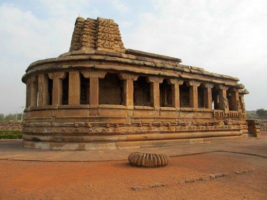 Bagalkot, India: Durga Temple
