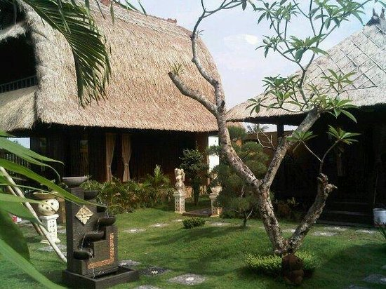 Kubu Diuma Villa : 2 bed room