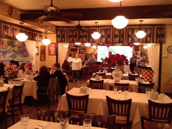 Emilio's Tapas Bar : Dining area