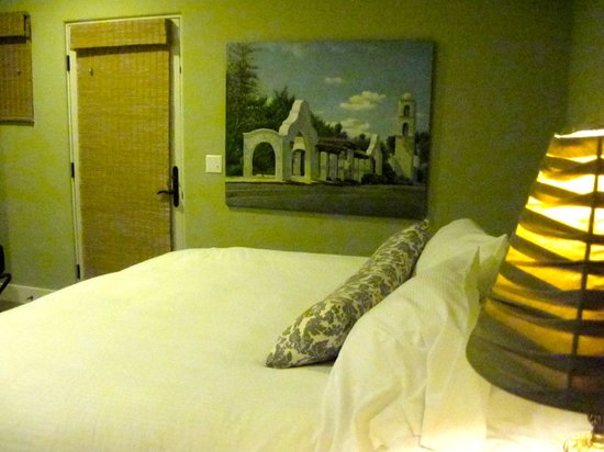 Su Nido Inn - Your Nest In Ojai: Dove Suite - bedroom