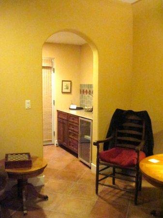 Su Nido Inn (Your Nest In Ojai): Dove Suite - kitchen